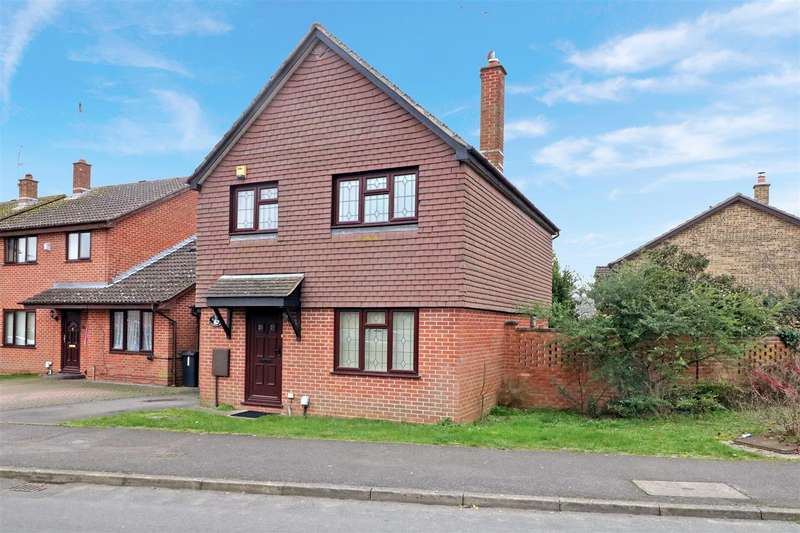 3 Bedrooms Detached House for sale in Clements Mead, Tilehurst, Reading