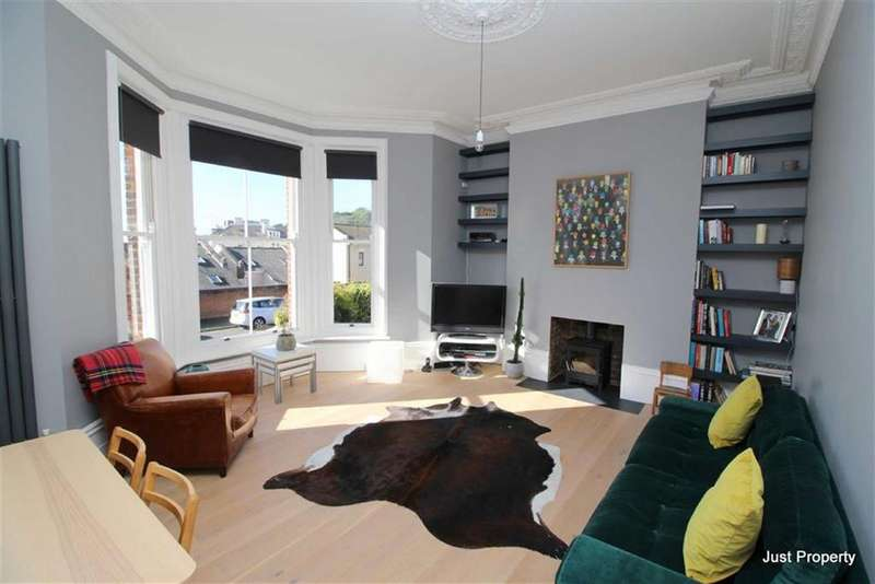 3 Bedrooms Apartment Flat for sale in Dudley Road, Hastings