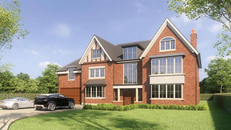 7 Bedrooms Detached House for sale in Cryfield Grange Road, Gibbet Hill, Coventry