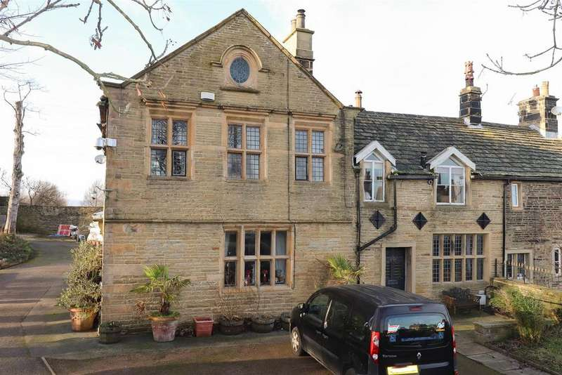 3 Bedrooms Semi Detached House for sale in Cheltenham Road, Bradford. BD2
