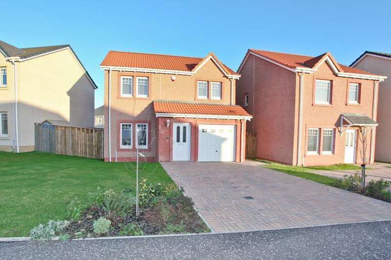 3 Bedrooms Detached House for sale in Ewing Place, Leven