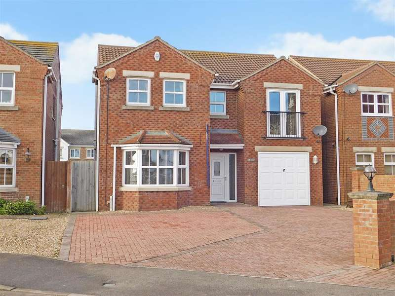 4 Bedrooms Detached House for sale in Winston Drive, Skegness, , PE25 2RE