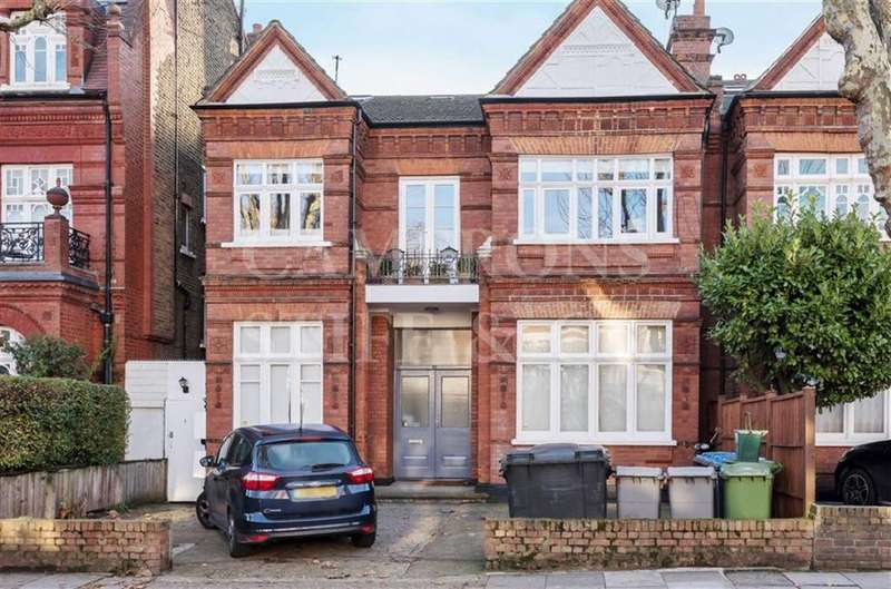1 Bedroom Flat for sale in Brondesbury Road, Queens Park, London, NW6
