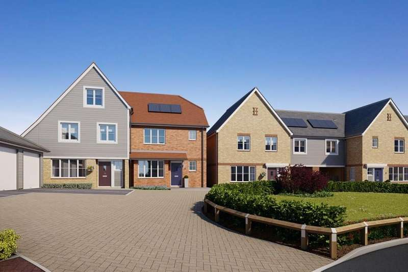 4 Bedrooms House for sale in New Home - 'The Alton' at Parva Green, Chelmsford