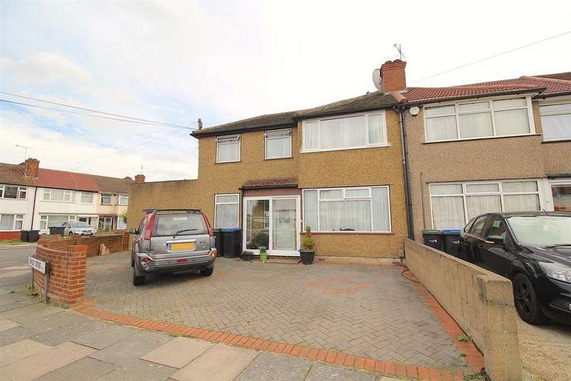 4 Bedrooms End Of Terrace House for sale in Shirley Grove, Edmonton, N9