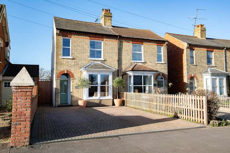 3 Bedrooms Semi Detached House for sale in North Road, Bourne, PE10