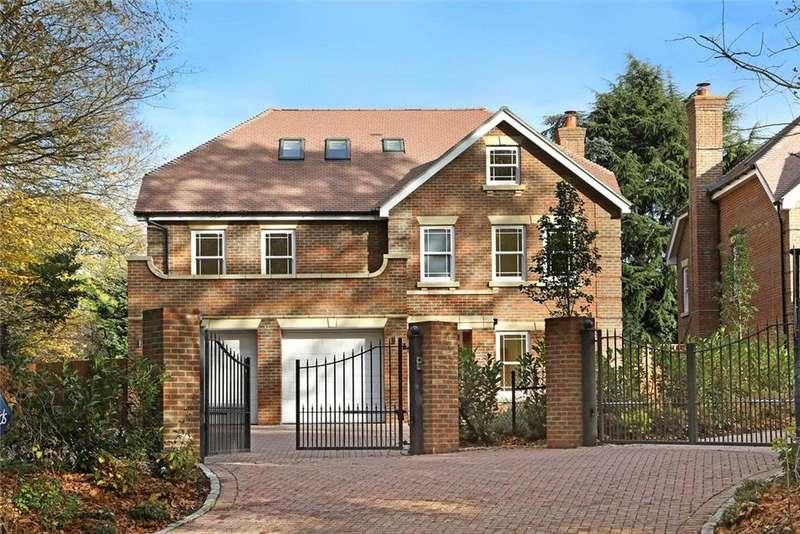 6 Bedrooms Detached House for sale in School Road, Windlesham, Surrey, GU20