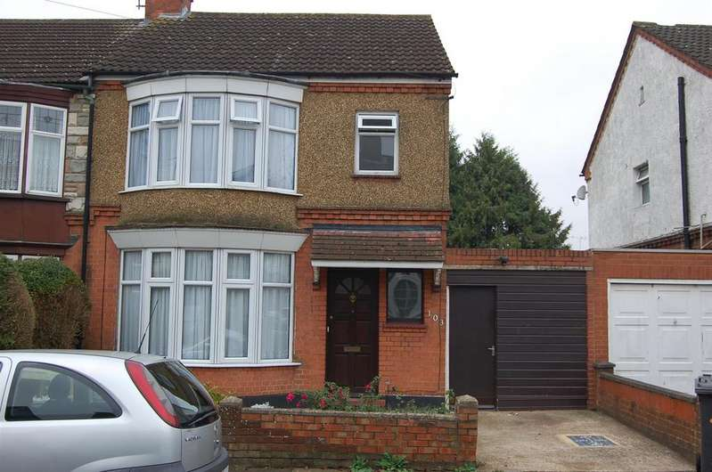 3 Bedrooms Semi Detached House for sale in Argyll Avenue., Biscot Area, Luton