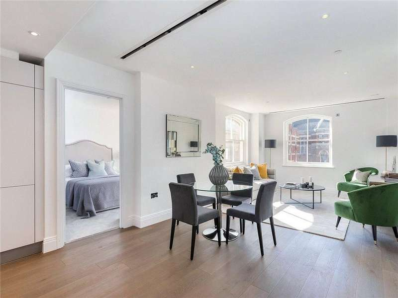 2 Bedrooms Flat for sale in Chancery Quarters, 124 Chancery Lane, London, WC2A