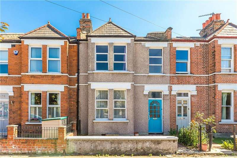 3 Bedrooms Terraced House for sale in Effra Road, Wimbledon, London, SW19