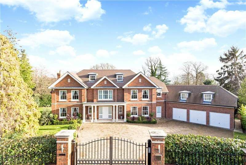 6 Bedrooms Detached House for sale in The Mount, Esher, Surrey, KT10