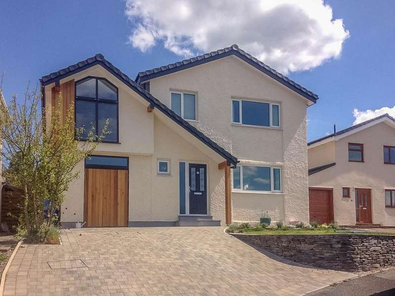 4 Bedrooms Detached House for sale in 59 Larch Grove, Kendal