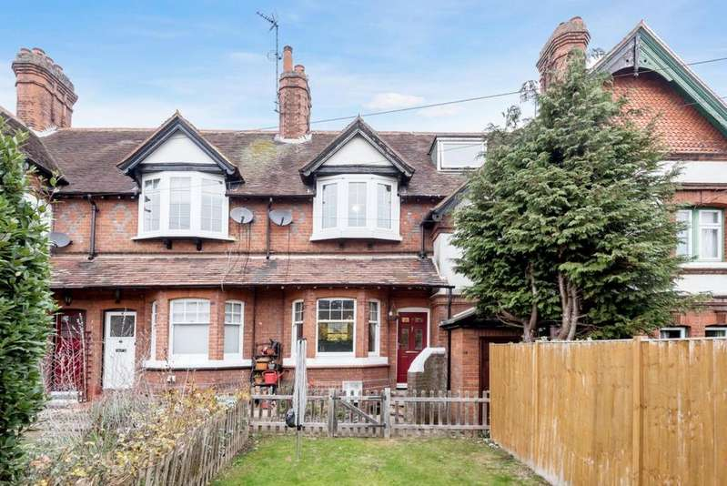 2 Bedrooms Terraced House for sale in St Saviours Terrace, Reading, RG1