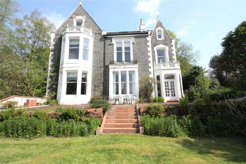 6 Bedrooms Detached House for sale in Greenwood Hall, Well Road, Moffat, Dumfries and Galloway, DG10
