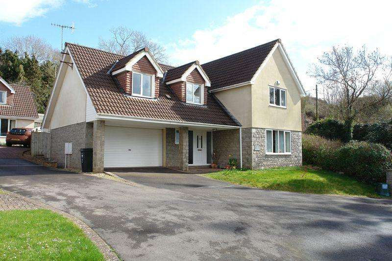 4 Bedrooms Detached House for sale in Off Church Lane, Backwell