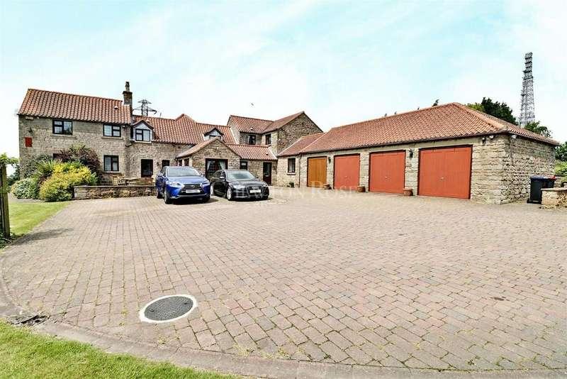 4 Bedrooms Detached House for sale in Kirkby-in-Ashfield, Nottingham, Nottinghamshire