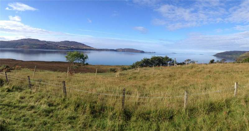 Plot Commercial for sale in Plot At Fanmore, Torloisk, Isle of Mull, Argyll and Bute, PA74