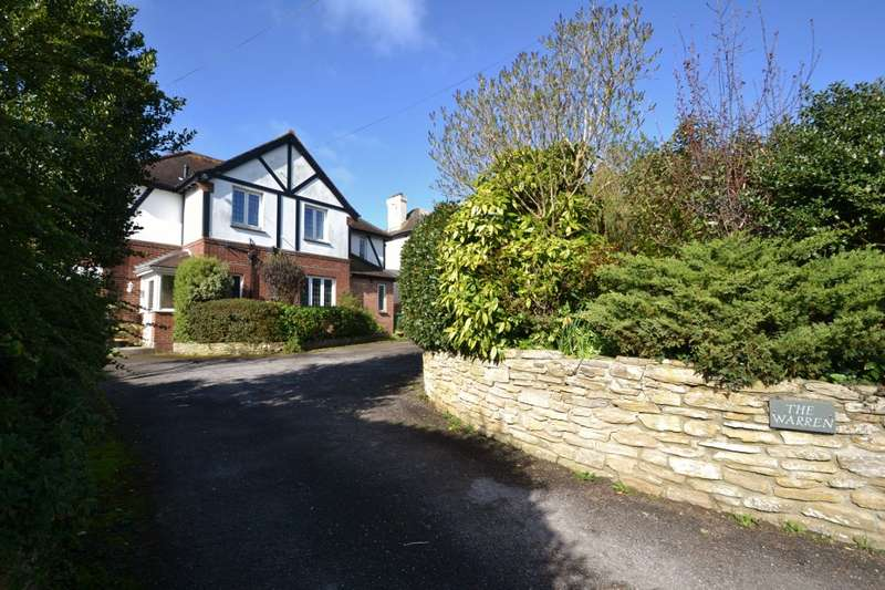 4 Bedrooms Detached House for sale in Sutton Poyntz