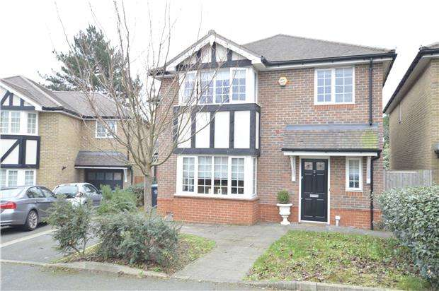 5 Bedrooms Detached House for sale in Daisy Close, KINGSBURY, NW9 8AF
