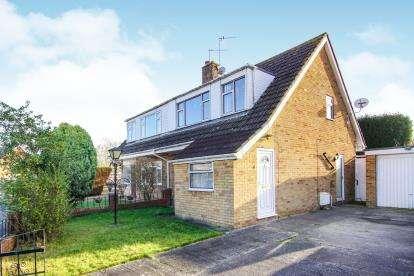 3 Bedrooms Semi Detached House for sale in Cranham Drive, Stoke Lodge, Bristol