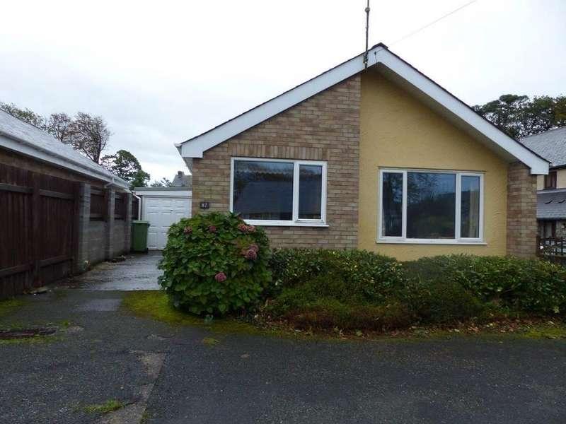 2 Bedrooms Bungalow for sale in 87 Llwyn Ynn, Talybont, LL43 2AG