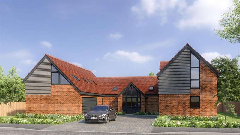 5 Bedrooms Detached House for sale in Stanford Road, Swinford, Lutterworth