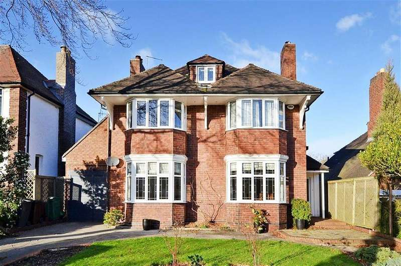 5 Bedrooms Detached House for sale in Fulwood Road, Sheffield, Yorkshire
