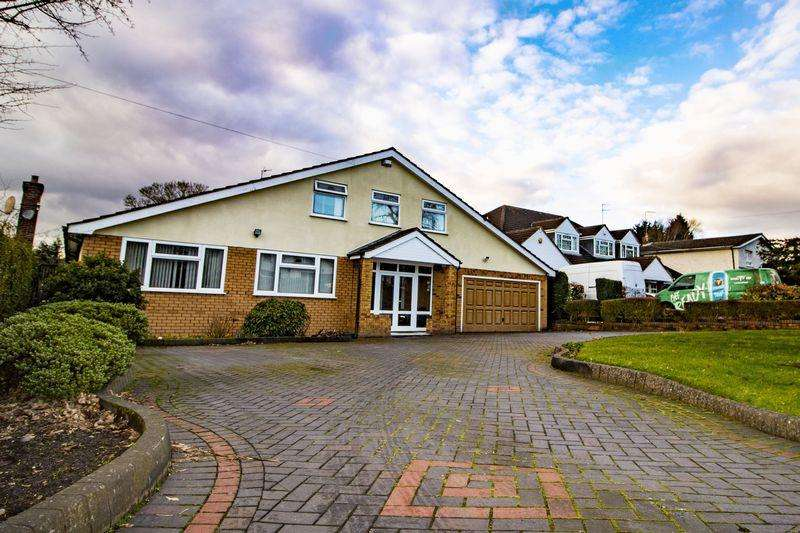 8 Bedrooms Detached Bungalow for sale in Lodge Road, Walsall