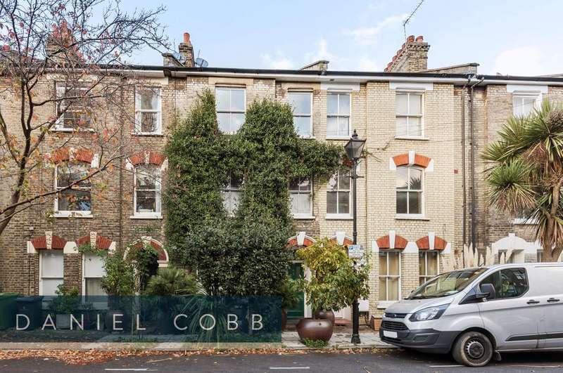 1 Bedroom Flat for sale in Bonnington Square, SW8