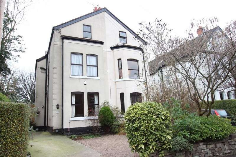 5 Bedrooms Semi Detached House for sale in Broomfield Road, Heaton Moor