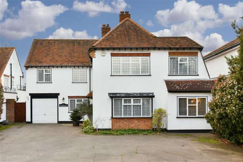 4 Bedrooms Detached House for sale in Epsom Road, Epsom, Surrey