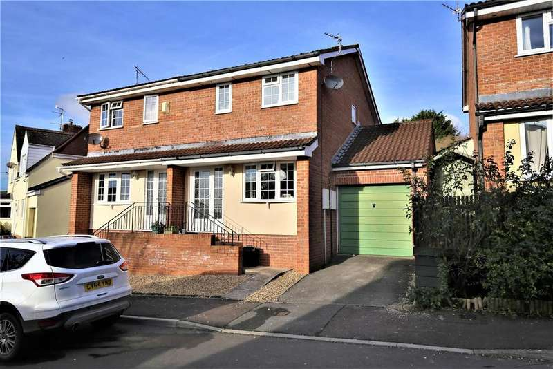 3 Bedrooms House for sale in Edmunds Way, Cheddar