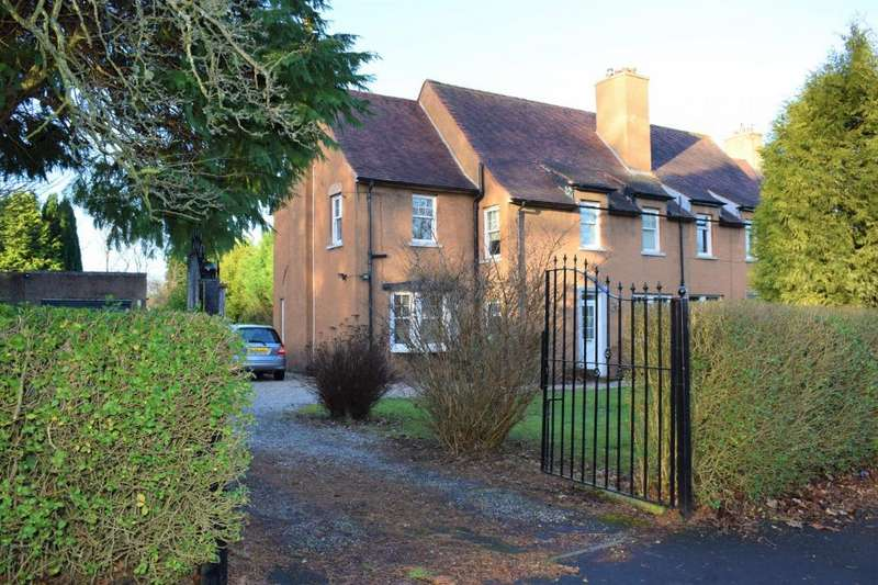 4 Bedrooms Semi Detached House for sale in Mill Road, Bothwell, South Lanarkshire, G71 8DJ