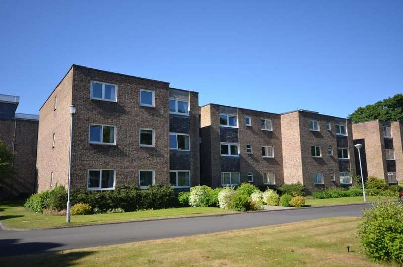 2 Bedrooms Apartment Flat for sale in 16 Savoy Court, Ayr, KA7 2XP