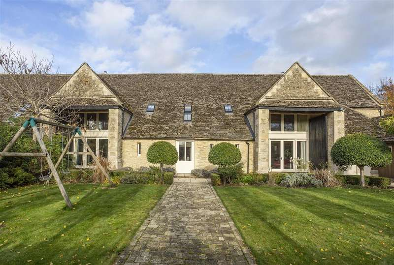 5 Bedrooms Barn Conversion Character Property for sale in Macaroni Farm, Eastleach