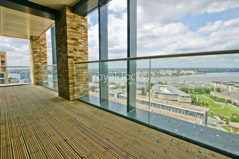 3 Bedrooms Apartment Flat for sale in Royal Arsenal Riverside, Woolwich, London, SE18