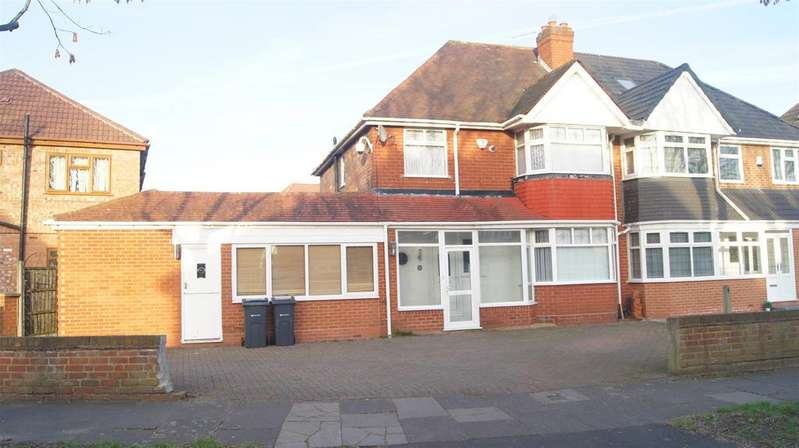 3 Bedrooms Semi Detached House for sale in Douglas Avenue, Birmingham