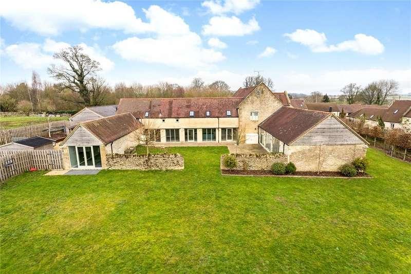 5 Bedrooms Detached House for sale in Hazleton, Cheltenham, GL54