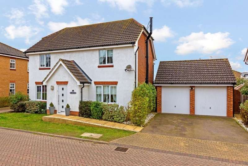 4 Bedrooms Detached House for sale in Meppershall