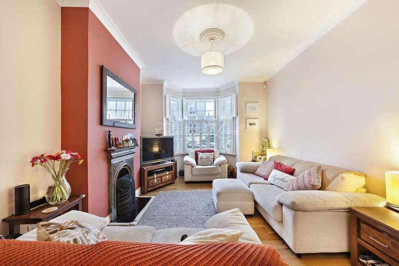 5 Bedrooms Terraced House for sale in Ashburnham Place, Greenwich, SE10 8UG