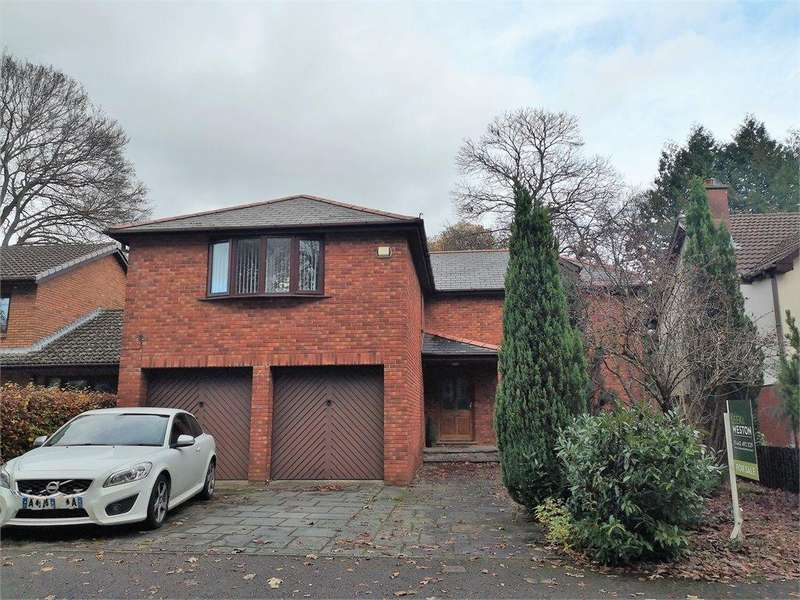 5 Bedrooms Detached House for sale in 23 The Grove, Pontypridd, CF37 3BQ
