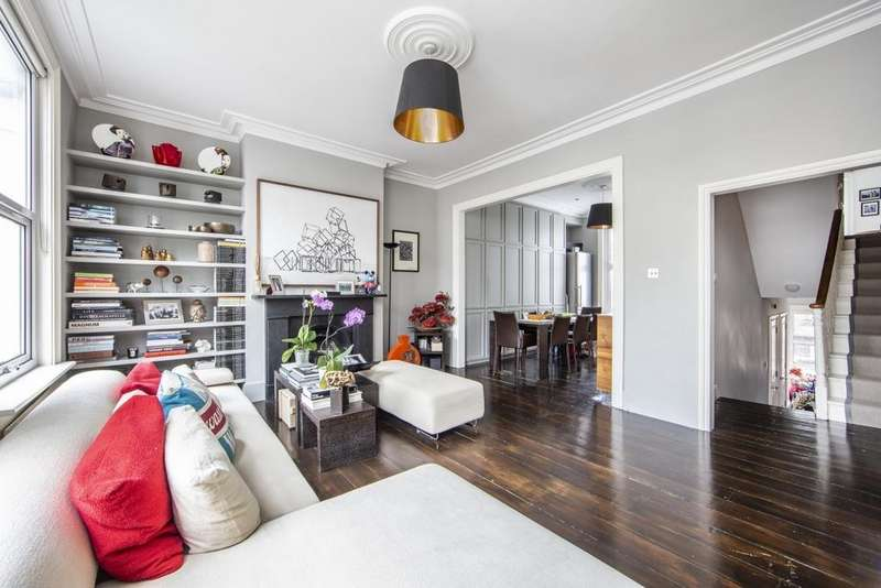 4 Bedrooms Flat for sale in Hammersmith Grove, Brackenbury, London, W6