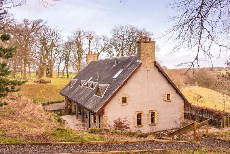 5 Bedrooms Detached House for sale in South Lodge, Ravensneuk, Penicuik, Midlothian