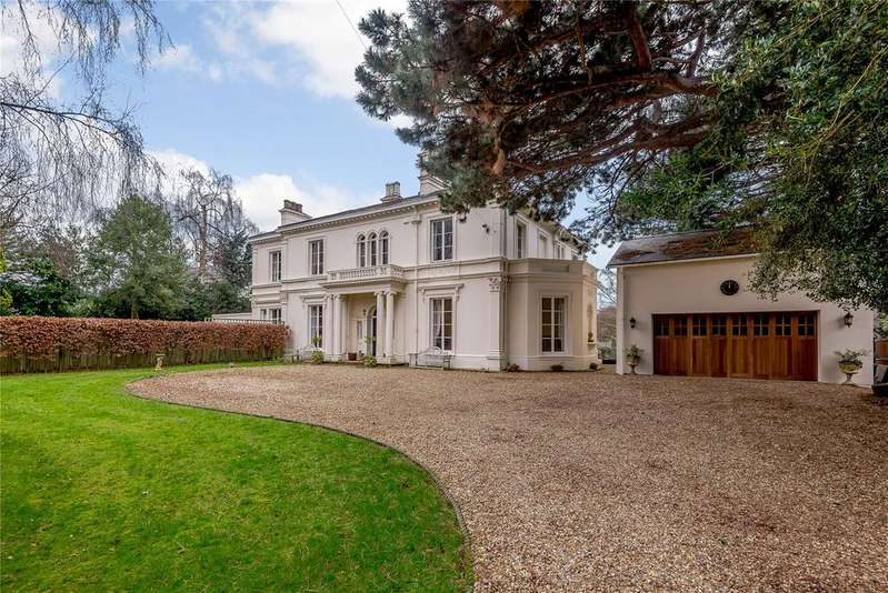 5 Bedrooms House for sale in Lower Park Road, Chester
