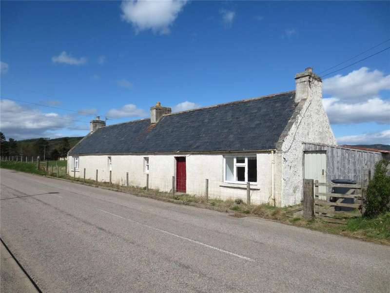 3 Bedrooms Bungalow for sale in Jubilee View, Ardgay, Highland, IV24