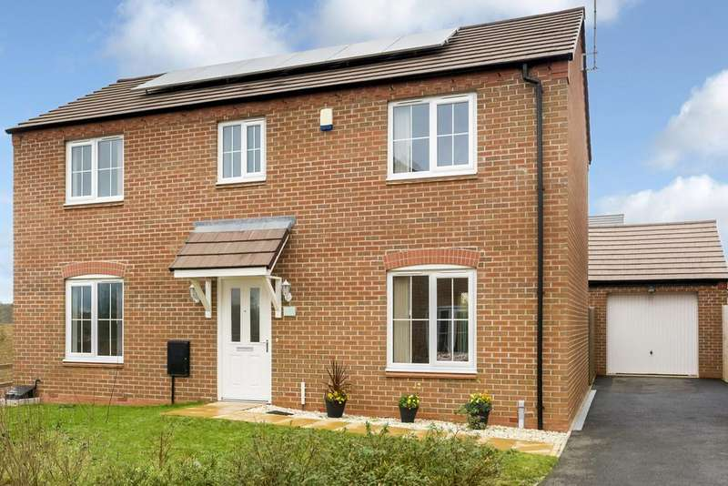 4 Bedrooms Detached House for sale in Russet Way, Bidford On Avon