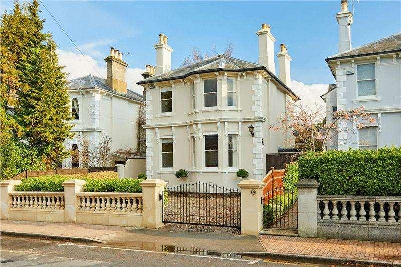 4 Bedrooms Detached House for sale in Prospect Road, Tunbridge Wells