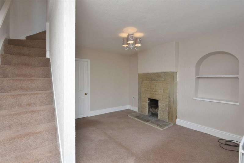 2 Bedrooms Terraced House for sale in 2 Litton Dale, Litton, Buxton