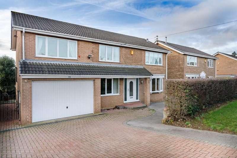5 Bedrooms Detached House for sale in Sheepwalk Lane, Castleford