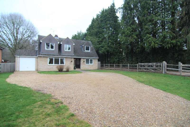 4 Bedrooms Detached House for sale in Heath Ride, Finchampstead, Wokingham, Berkshire, RG40 3QJ